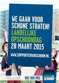 28 Maart 2015 Opschoonactie Woenselse Heide