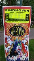 1 Juni 2015 Circus in het Henri Dunantpark