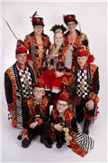 6 Februari 2016 Carnaval in Woenselse Heide met c.v. De Lichtstadnarren