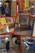 Vrijdag 24 maart 2017 Kiosk in het Henri Dunant park weer schoon!