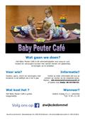 Baby Peuter Café in de Dommel