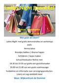 Ladies Night Bennekel