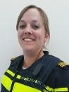 Even voorstellen aan onze nieuwe wijkagent: Inge van der Wou