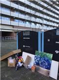 Dinsdag 16 januari 2018 Afvalproblemen rondom Nederlandplein