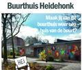 19 Maart 2018 Update Wijkcentrum Heidehonk