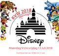 KVW 2018 - 9 t/m 13 Juli 2018