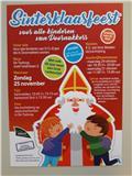 Sinterklaasfeest voor alle kinderen van Doornakkers van 0 tm 8 jaar