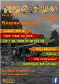 Hooipop is ook: Rommelmarkt
