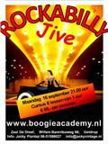 Cursus Rockabilly Jive voor beginners!
