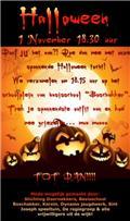 Halloween in Doornakkers op 1 november!