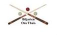 """Verslag van de jaarlijkse finale Bandstoten competitie van Biljarten """"Ons Thuis"""" op maandag 13 januari 2020"""