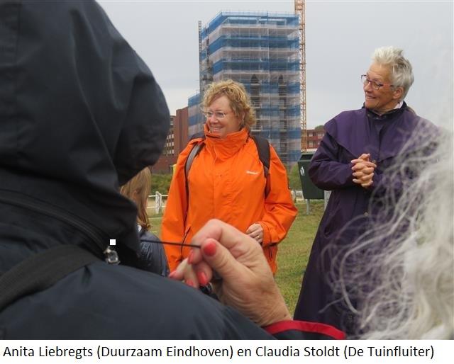 02 Anita Liebregts (Natuurrijk Eindhoven) en Claudia Stoldt (De Tuinfluiter).jpg